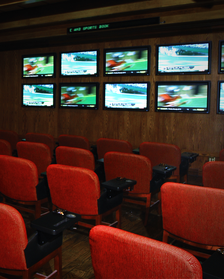 Visit The El Cortez Race And Sports Book On Fremont St