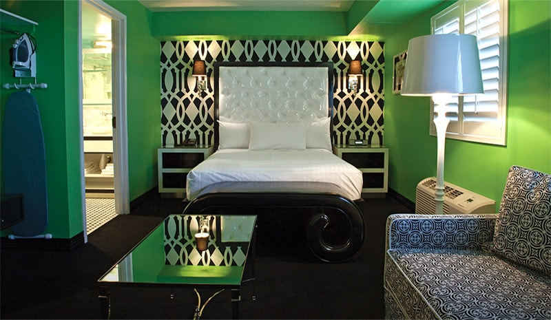 Vegas Rooms For Every Taste Every Budget El Cortez Hotel Casino