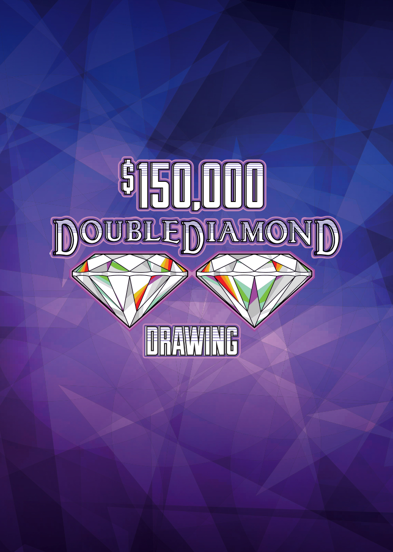 Double Diamond Drawing