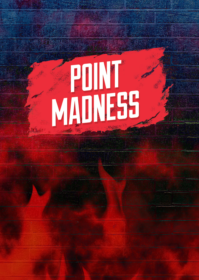 Point Madness Multiplier