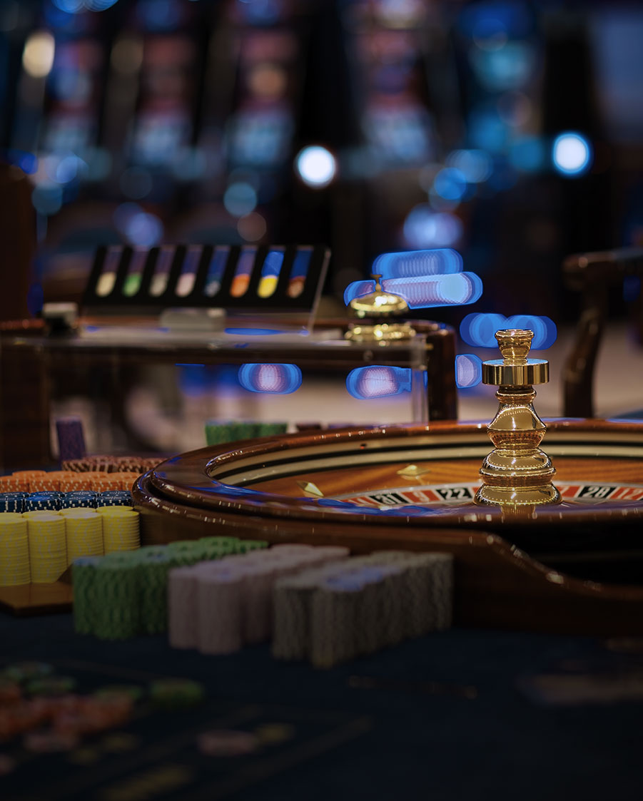 Try Your Hand At El Cortez's Hot Table Games In Downtown
