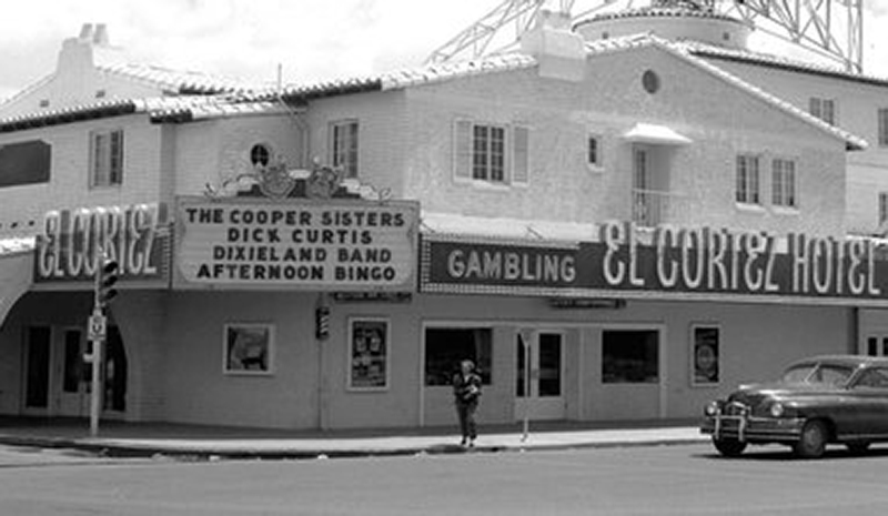 El Cortez Fun Facts