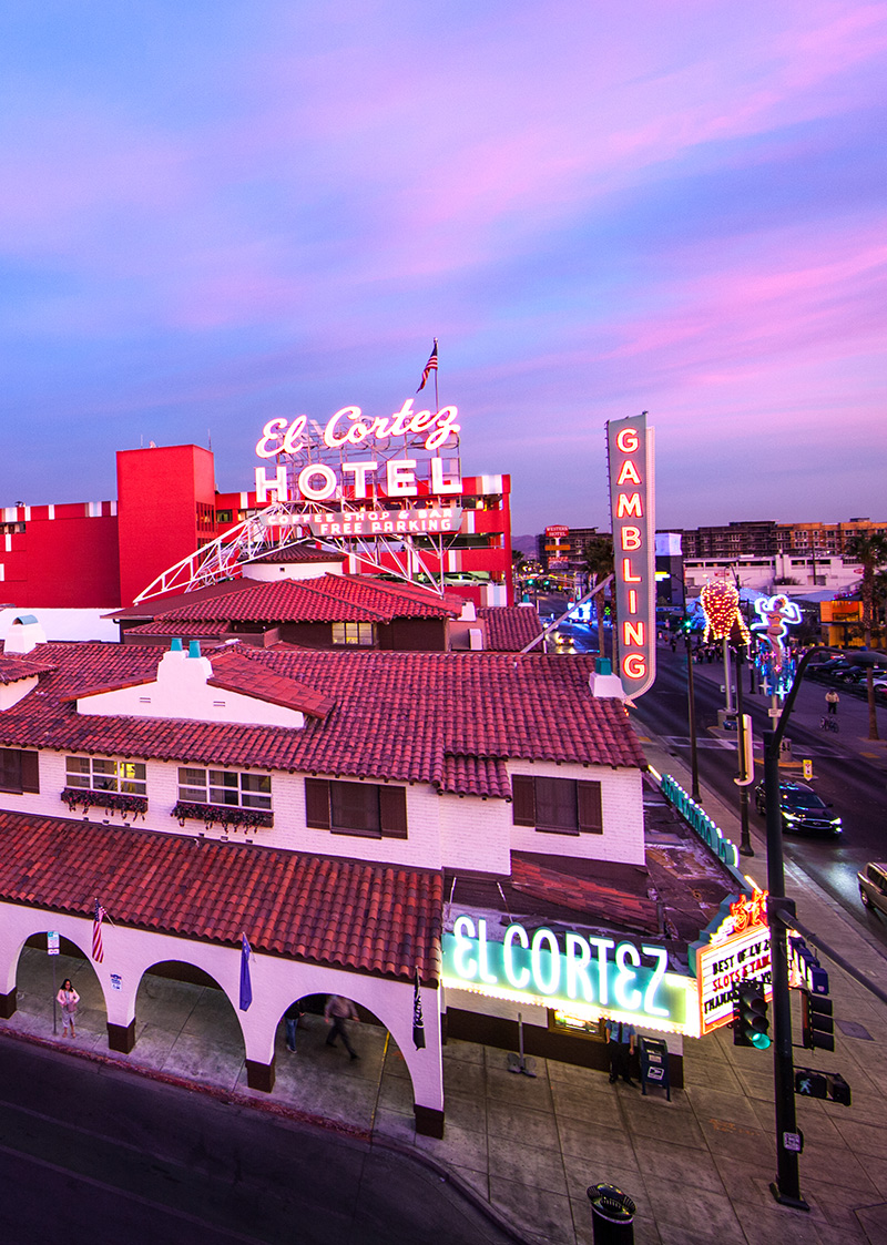 Host Your Meeting or Event at El Cortez Hotel & Casino Downtown Vegas