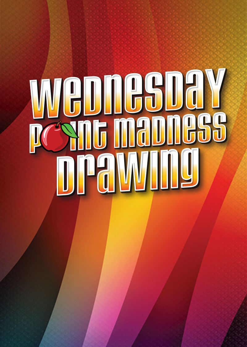 Wednesday Points Madness
