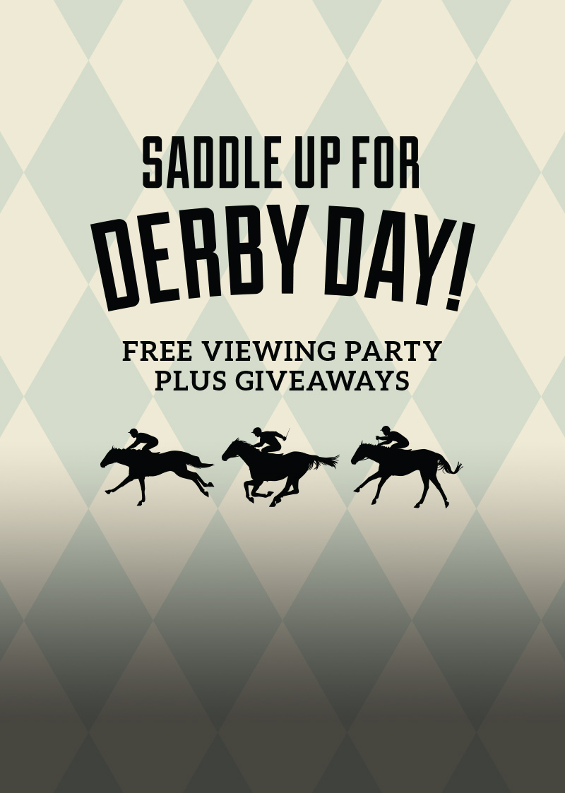 Derby Day Promotion
