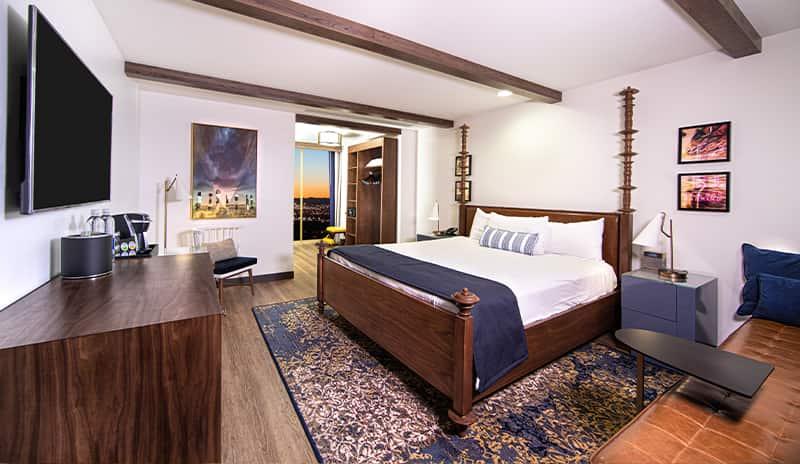 El Cortez Hotel Room Suite