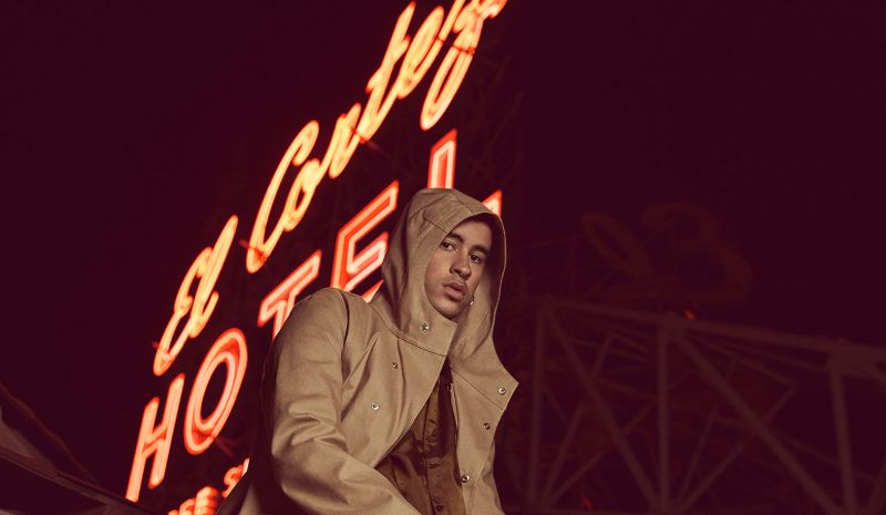 Bad Bunny: Photos From the Billboard Cover Shoot
