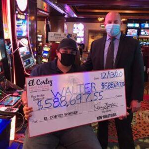 Walter V- Wheel of Fortune Jumbo Jackpot Winner