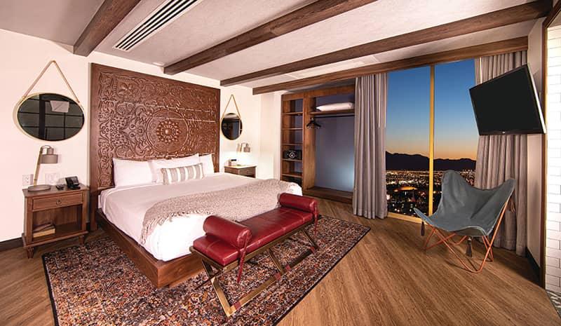 Tower Premium Suite at El Cortez