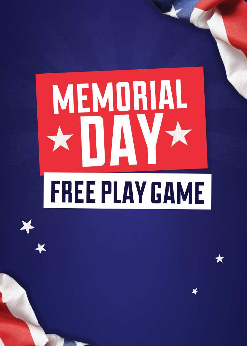 Memorial Day Free Play Game