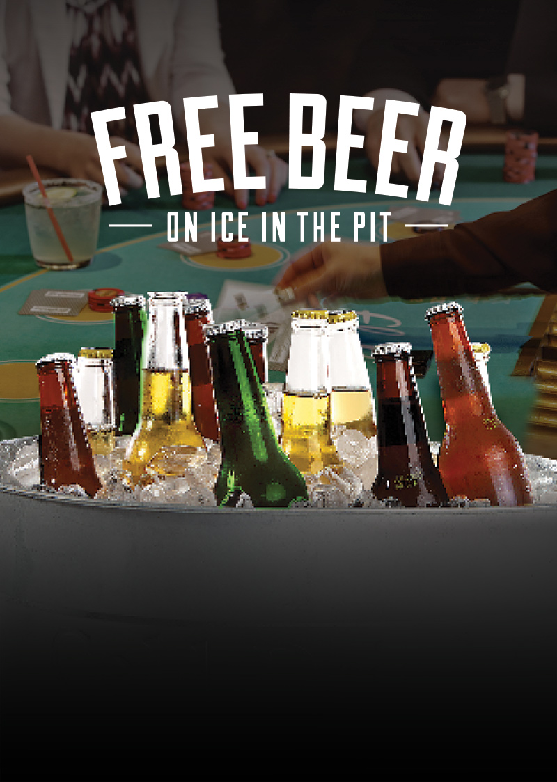 Beer in the Pit